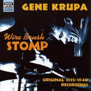 Gene Krupa - Wire Brush Stomp (1935-1940) Product Image