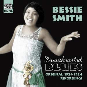 Bessie Smith Volume 1- Downhearted Blues (1923-1924) Product Image