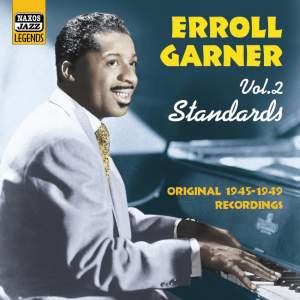 Erroll Garner - Standards (1945-1949) Product Image