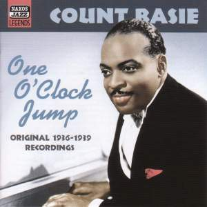 Count Basie - One O'Clock Jump (1936-1939) Product Image