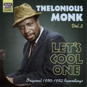 Thelonious Monk Volume 2 - Let's Cool One