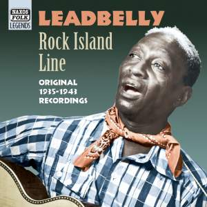 Leadbelly - Rock Island Line (1935-1941) Product Image