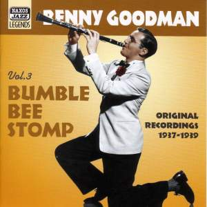 Benny Goodman Volume 3 - Bumble Bee Stomp Product Image