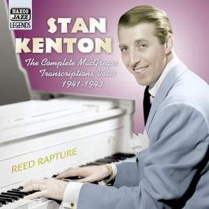 Stan Kenton - MacGregor Transcriptions, Vol. 3 (1941-1943) Product Image