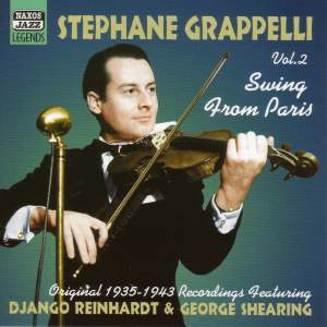 Stephane Grappelli - Swing from Paris (1935-1943)