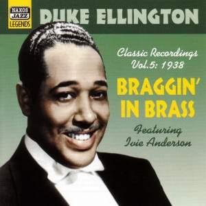 Duke Ellington - Braggin' In Brass (1938) Product Image