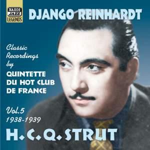 Django Reinhardt - H. C. Q. Strut (1938-1939)
