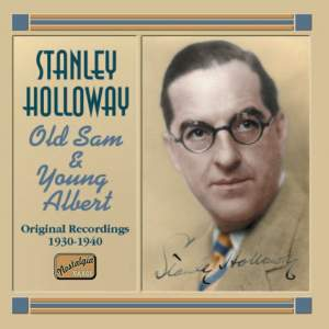Stanley Holloway - Old Sam and Young Albert (1930-1940) Product Image