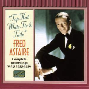 Fred Astaire - Top Hat, White Tie and Tails (1933-1936) Product Image