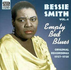Bessie Smith Volume 4 - Empty Bed Blues Product Image