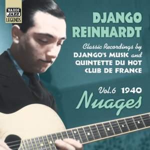 Django Reinhardt Volume 6 - Nuages Product Image