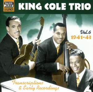 King Cole Trio Volume 6 Product Image