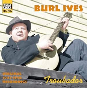 Burl Ives - Troubador (1941-1950) Product Image