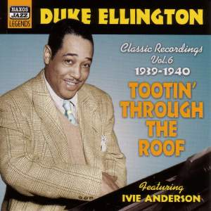 Duke Ellington - Tootin' Through the Roof (1939-1940) Product Image