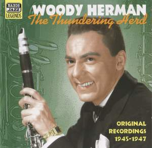 Woody Herman - The Thundering Herd Product Image