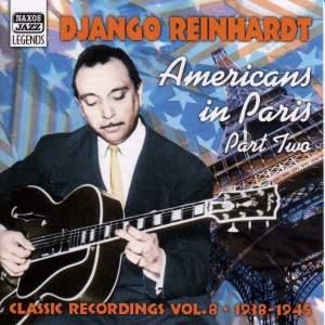 Django Reinhardt Volume 8 Product Image