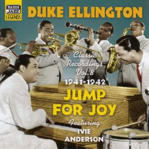Duke Ellington Volume 8 - Jump for Joy Product Image