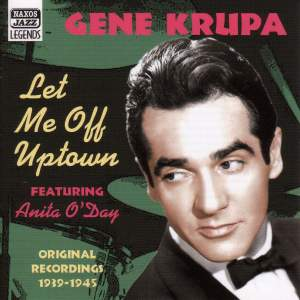 Gene Krupa - Let Me Off Uptown Product Image