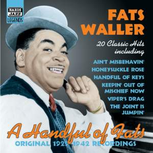 A Handful of Fats - Classic Hits (1929-1942) Product Image