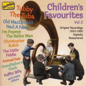 Children's Favourites Volume 2