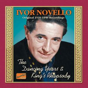 Ivor Novello - The Dancing Years & King's Rhapsody Product Image