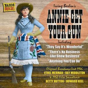 Berlin, I: Annie Get Your Gun Product Image