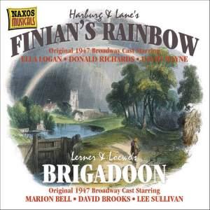 Lane: Finian's Rainbow & Loewe: Brigadoon
