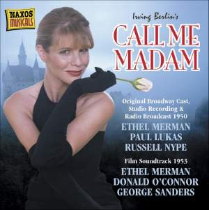 Berlin, I: Call Me Madam Product Image