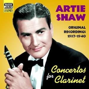 Artie Shaw - Concertos for Clarinet