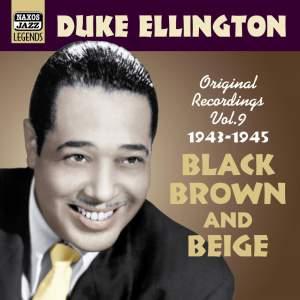 Duke Ellington Volume 9 - Black, Brown and Beige