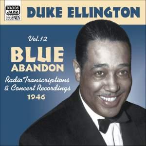 Duke Ellington Voume 12 - 'Blue Abandon'