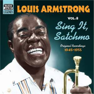 Louis Armstrong Volume 8 Product Image