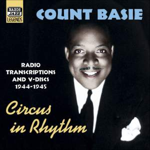 Count Basie - Radio Transcriptions and V-discs 1944-1945