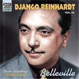 Django Reinhardt Volume 10