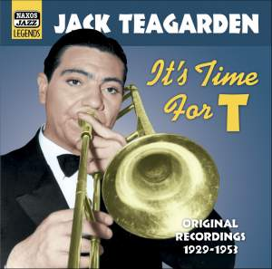 Jack Teagarden: It's Time For T Product Image