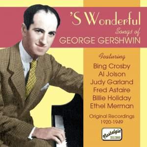 's Wonderful - Songs of George Gershwin
