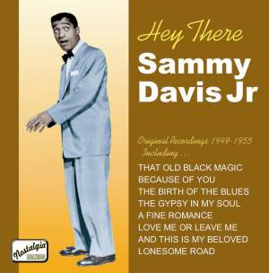 Sammy Davis Jr - Hey There