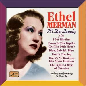 Ethel Merman - It's De-Lovely!
