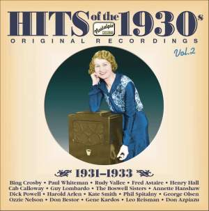 Hits of the 1930s Volume 2 (1931-1933) Product Image