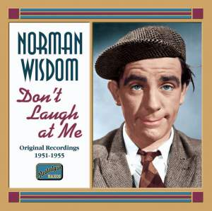 Norman Wisdom - Don't Laugh at Me Product Image