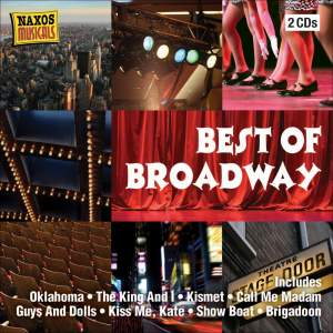 Best of Broadway Product Image