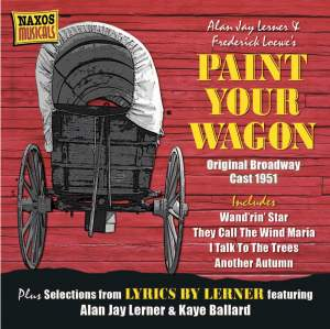 Loewe, F: Paint Your Wagon Product Image
