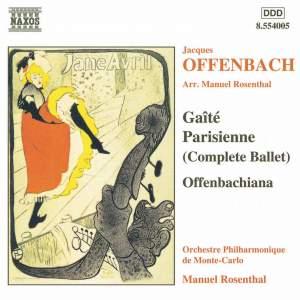 Offenbach: Gaite Parisienne (complete ballet)