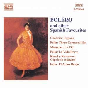 Bolero And Other Spanish Favourites Product Image