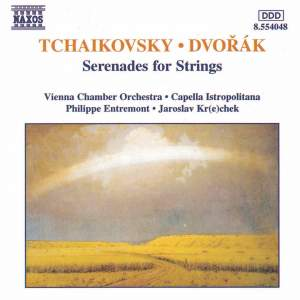 Tchaikovsky & Dvorak: Serenades for Strings Product Image