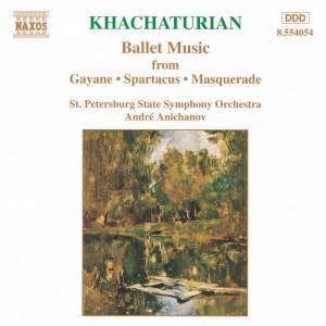 Khachaturian: Ballet Music Product Image