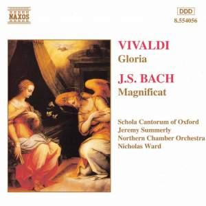 Vivaldi Gloria & Bach Magnificat Product Image
