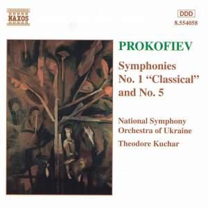 Prokofiev: Symphonies Nos. 1 & 5 Product Image