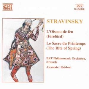 Stravinsky: The Firebird & The Rite of Spring Product Image