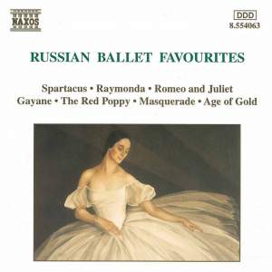 Russian Ballet Favourites Product Image